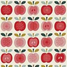 Gavepapir Vintage Apple