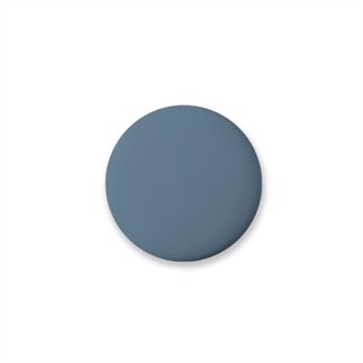 Mat knop Denim