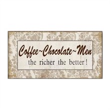 Magnet Coffee Chocolate Men